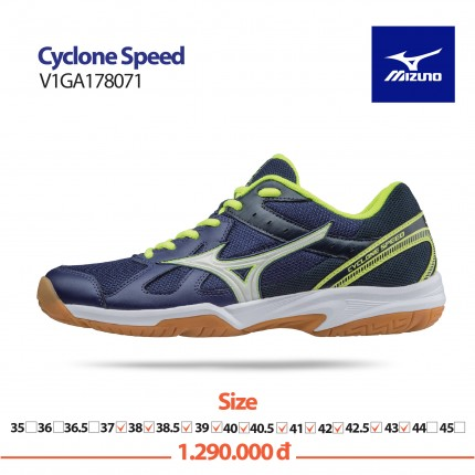 GIÀY MIZUNO CYCLONE SPEED