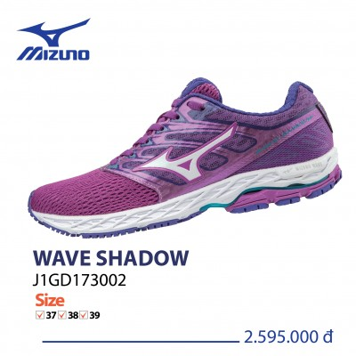 MIZUNO WAVE SHADOW NỮ