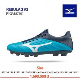 Giày bóng đá REBULA 2 V3 XANH TRẮNG